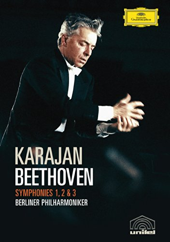 ベートーヴェン:交響曲第1番・第2番・第3番≪英雄≫ [DVD]