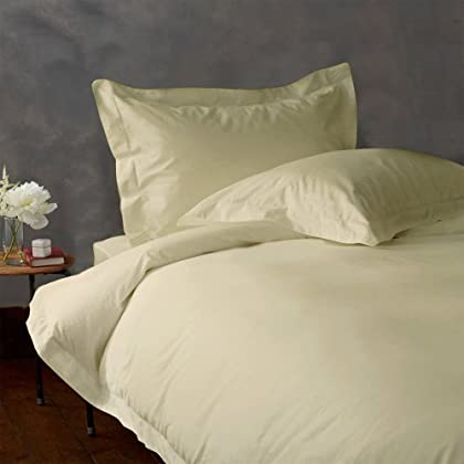 LACASA BEDDING 300 TC Egyptian cotton Fitted sheet 25