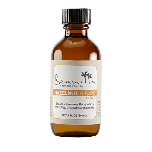 Natural Hazelnut Flavor - 2 fl oz (Hazelnut Extract Bulk compare prices)