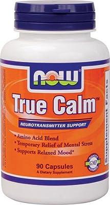 NOW Foods True Calm -- 360 Capsules (now-d5a5