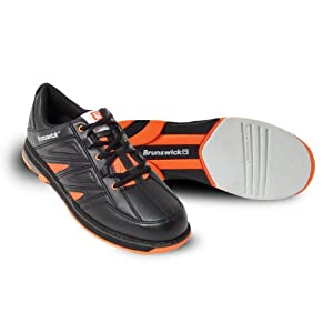 Click here to buy Brunswick Mens Warrior Bowling Shoes by Brunswick.