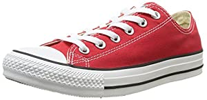 Converse AS Ox Can red M9696 Herren Sneaker, rot (red), EU 43 (US 9.5)