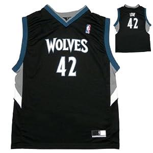 NBA MINNESOTA TIMBERWOLVES LOVE#42 Youth Comfortable Fit Sleeveless Jersey Shirt by NBA