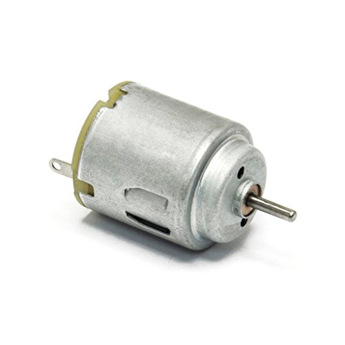 Gikfun DC 3V-6V 140 Motor 2000 RPM for DIY Electric Toy Car Ships Small Fan Arduino EK2153 (5v Dc Motor compare prices)