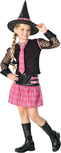 Rubies Drama Queen Ex-Spelled Kids Witch Costume