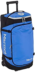 Marmot Men's Rolling Hauler - Medium Bag - Cobalt Blue/Black, One Size