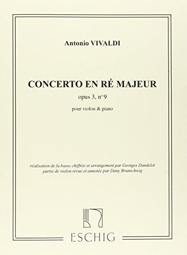 edition-max-eschig-vivaldi-a-concerto-op-3-n-9-re-majeur-violon-et-piano-classical-sheets-violin