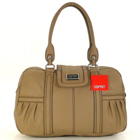 Esprit Inessa Beige I15032-266 Damen Tasche Henkeltasche