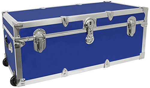 seward-trunk-30-inch-footlocker-with-nickel-trim-blue-one-size