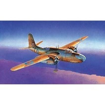 Italeri - I2656 - Maquette - Aviation - Douglas A-20B/Boston III - Echelle 1:48