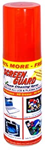 Screen Guard Foam Cleaning Spray