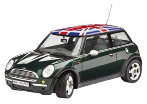 Revell Germany 1/24 Mini Cooper (Original Mini Cooper compare prices)