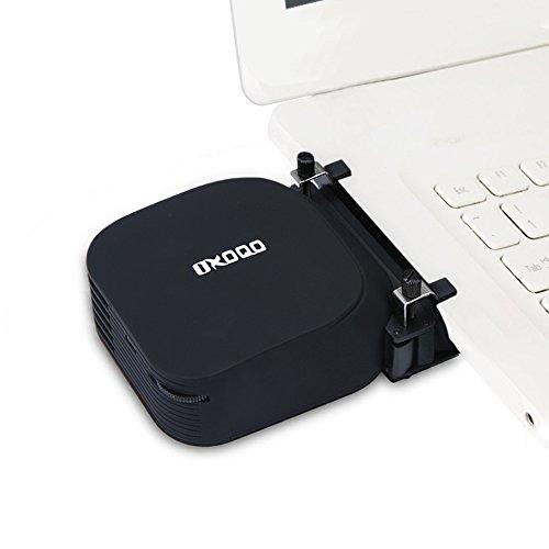 Laptop Fan, OXOQO Cooler with Vacuum Fan (Computer Vent Fan compare prices)