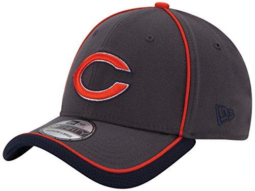 NFL Chicago Bears Graphite/ Team 3930 Cap-ML