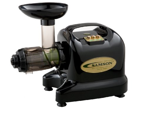 Samson 6 in 1 Juicer GB 9002 Black
