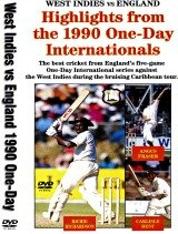 West Indies Vs England: One Day Series