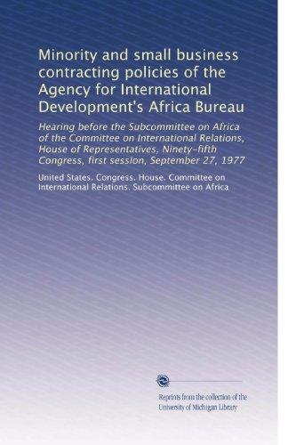 United states agency for international development africa