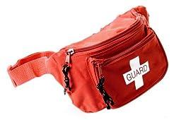 Lifeguard Fanny Pack - Lifeguard Hip Pack