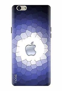 Noise Designer Printed Case / Cover for Oppo F1s / Graffiti & Illustrations / Creative Apple (GD-547)