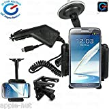 car windscreen air vent holder cradle for samsung galaxy s5 / s4 / s3 / htc one m8 / nokia / iphone with micro usb car charger
