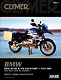 BMW R850 R850R R850GS R1100 R1150 R1150GS Adventure R1150R Rockster R1200 1993-2005 Clymer Manual