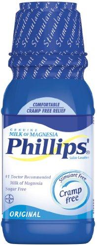 Phillips Milk of Magnesia, Original 12 fl oz (355 ml)