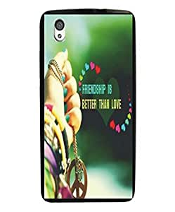 Techno Gadgets Back Cover for Oppo F1 Plus