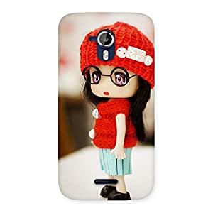 Ajay Enterprises Radiant Tiny Little Angels Back Case Cover for Micromax Canvas Magnus A117