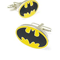 Stainless Steel Batman Cufflinks