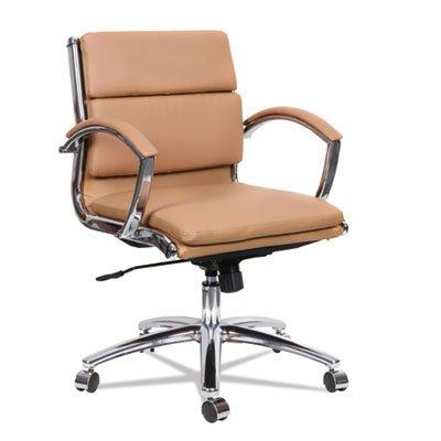 alera-neratoli-low-back-slim-profile-chair-camel-soft-leather-chrome-frame