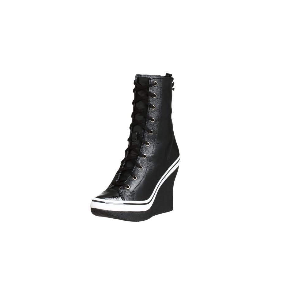 Jessica Simpson Womens Trace2 Sneaker,Black,7.5 M US