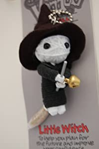 Little Witch Watchover Voodoo Doll by John Hinde
