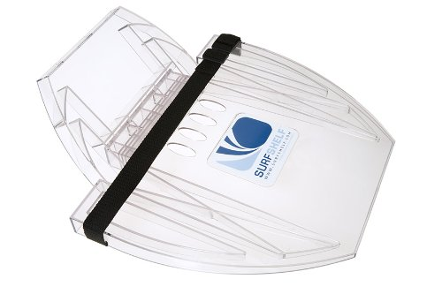 SurfShelf Treadmill Desk and Laptop Holder for Treadmills, Exercise Bikes and Elliptical Trainers