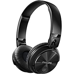 Philips SHB3060BK/00 Cuffie Stereo Bluetooth, Driver da 32 mm, On-Ear, Nero