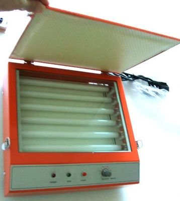 UV exposure unit Plate Maker for Hot Stamping and Pad Printing cliche making