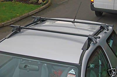 LOCKABLE LOCKING CAR ROOF RACK BARS JAGUAR X TYPE ESTATE
