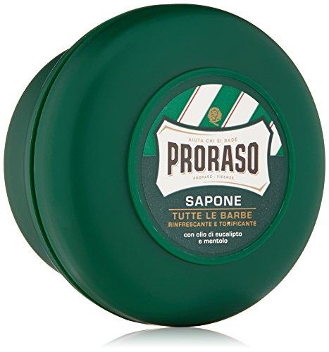 Proraso Shaving Soap, Eucalyptus & Menthol, 5.2 oz