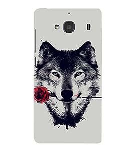 EPICCASE Peave over blood Mobile Back Case Cover For Mi Redmi 2s (Designer Case)