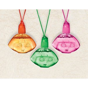 Dora The Explorer Bubble Necklace - Each - 1