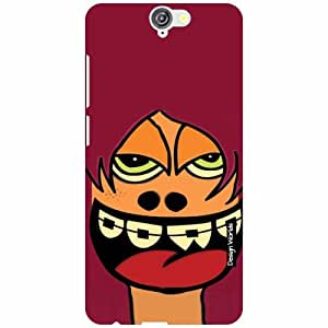 Design Worlds HTCOne A9 Back Cover - Cartoon Designer Case and Covers