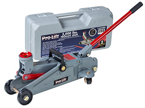 Pro-Lift F-2315PE Grey Hydraulic Trolley Jack Car …