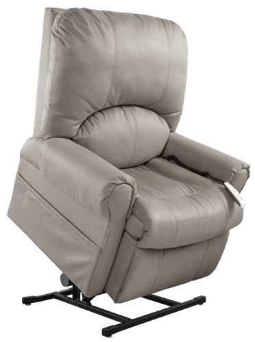 Mega Motion Easy Comfort Torch - Tall Lift Chair - Stone