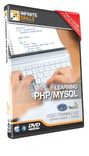 Learning PHP / MySQL Training DVD - Tutorial Video