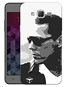 """Humor Gang Tiesto Love Printed Designer Mobile Back Cover For """"Samsung Galaxy j3"""" (3D, Matte, Premium Quality Snap On Case)"""