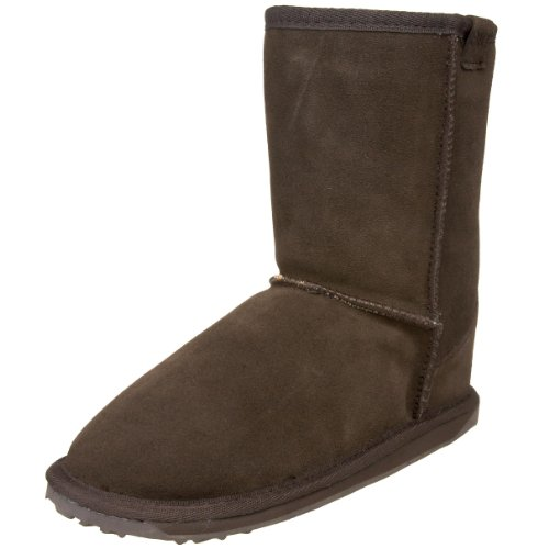 Emu Australia Wallaby Classic Lo Boot (Toddler/Little Kid/Big Kid),Chocolate,10 M Us Toddler front-1065285