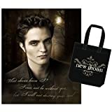 Edward Fleece and Tote Bag Set - Twilight New Moon - Neca
