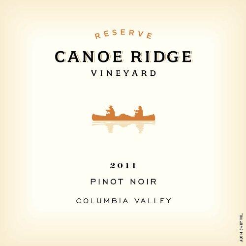 2011 Canoe Ridge Reserve Pinot Noir 750 Ml