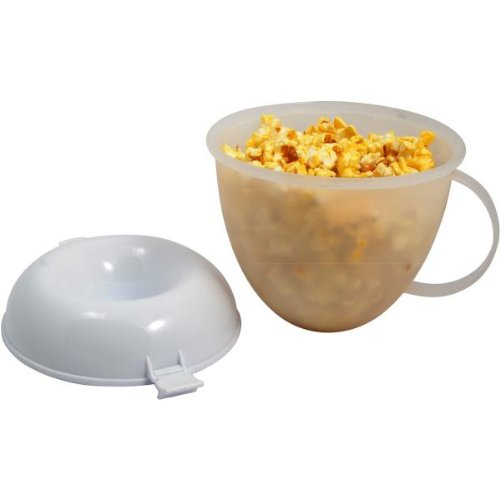 Kitchenworthy Microwave Popcorn Popper [12 Pieces] *** Product Description: Kitchenworthy Microwave Popcorn Popper The Kitchenworthy Microwave Popcorn Popper Pops The Perfect Individual Serving Of Popcorn In As Little As 2 1/2 Minutes. Manufactur *** front-574554