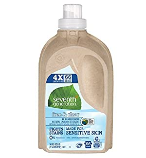 Seventh Generation - Free & Clear 4X Natural Laundry Detergent