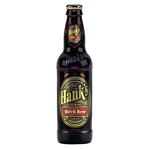 Hanks Premium Birch Beer Soda, 12 Fluid Ounce -- 24 per case. (Hank Root Beer compare prices)